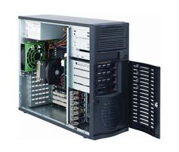LifeCom Super CSE-733T-500B E3-1200 / E3-1220v2