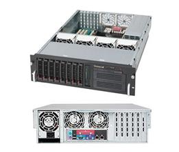 LifeCom Super CSE-833T-650B E3-1200 / E3-1220v2 Series