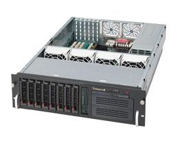 LifeCom Super CSE-833T-650B E5-2600v3 Series