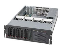 LifeCom Super CSE-833T-650B E5-2400 Series