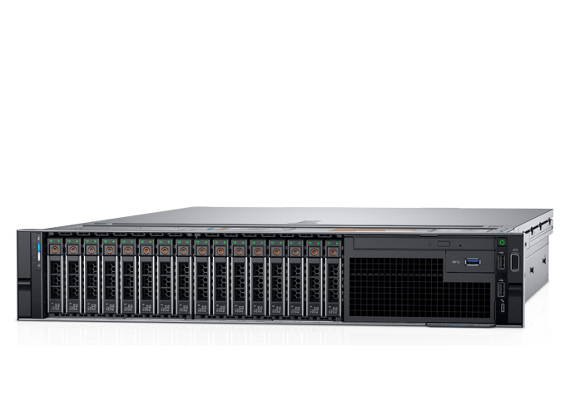 Máy chủ Dell PowerEdge R740 Platinum 8160 HDD 2.5