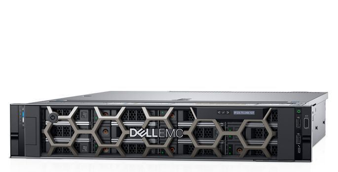Máy chủ Dell PowerEdge R740 Gold 6150 HDD 3.5