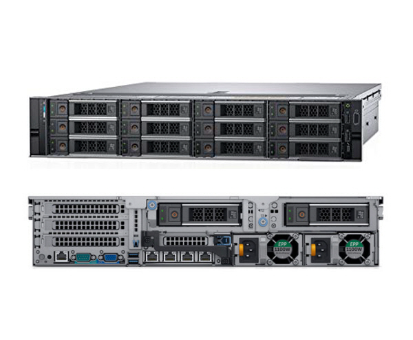 Máy chủ Dell PowerEdge R740xd Silver 4110 HDD 3.5