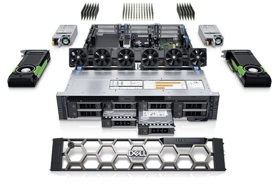 Dell Precision 7920 Rack Workstation Silver 4114