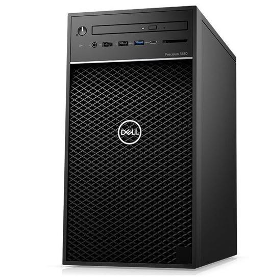 Dell Precision Tower 3630 Workstation Xeon E-2136