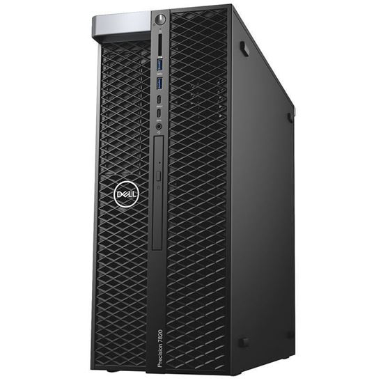 Dell Precision Tower 7820 Workstation Silver 4112