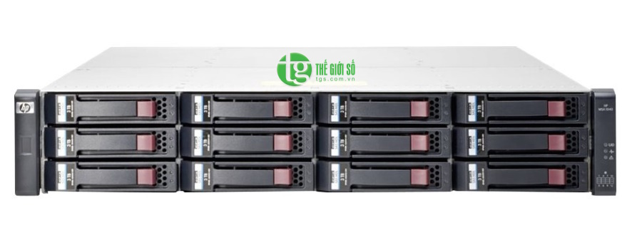 HP MSA 1040 2-port Fibre Channel Dual Controller LFF Storage (E7V99A)