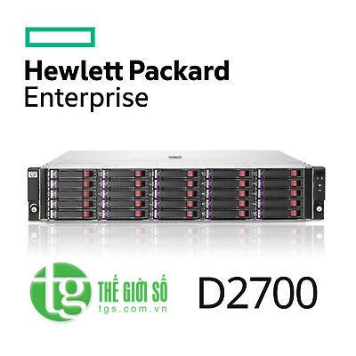 HP D2700 Disk Enclosure SFF (AJ941A)