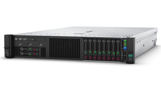 HPE ProLiant DL380 G10 SFF Bronze 3104