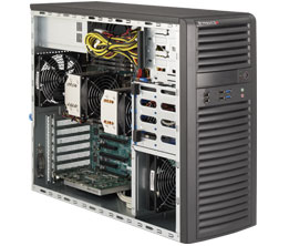 LifeCom Z420 X9 Workstation