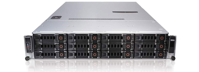 SERVER DELL POWEREDGE DELL C2100 (2.26ghz, cache 8mb, buss 1333)