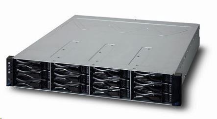 NetApp E2700-R6_Config3a (8GB cache, 12x3TB, Dual CTL - iSCSI)