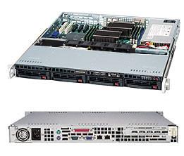 LifeCom Super CSE-813MTQ-350CB E5-2600