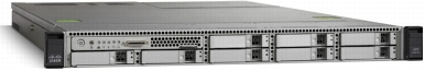 SERVER CISCO UCS C220 M3, 4-Core Processor E5-2609 v2, 2.5GHz, 10MB, 6.40GT/s QPI