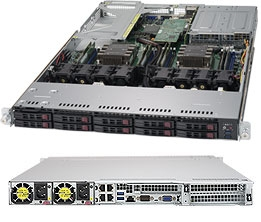 SERVER SuperServer 1029UX-LL1-S16