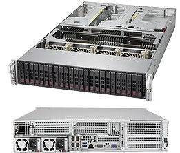 SERVER SuperServer 2048U-RTR4