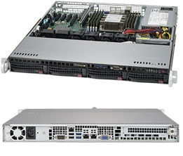 SERVER SuperServer 5019P-MT