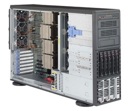 SERVER SuperServer 8048B-TR4F / 8048B-C0R4FT