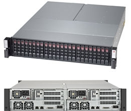 SERVER SuperStorage 2028R-DE2CR24L (Complete System Only)