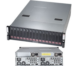 SuperStorage 6038R-DE2CR16L (Complete System Only)