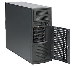 LifeCom Super CSE-733T-500B E5-2400