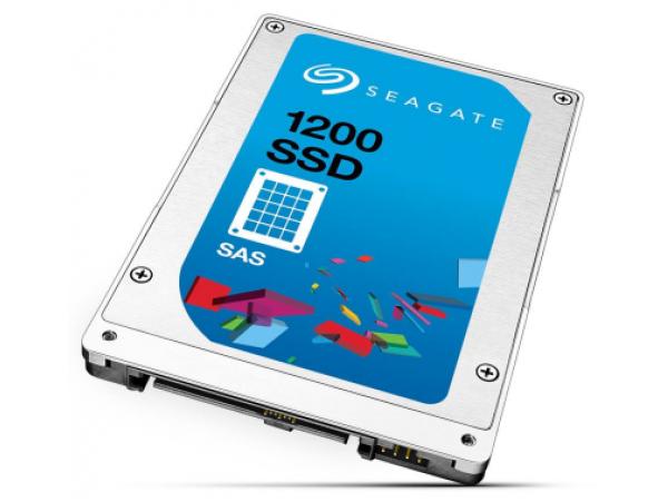 SSD Seagate 1200 800GB, SAS 12Gb/s ENT MLC, 2.5